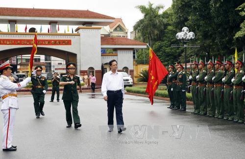 Thủ Tướng Nguyễn Tấn Dũng Thăm Quan Khu 4 Tạp Chi Tuyen Giao
