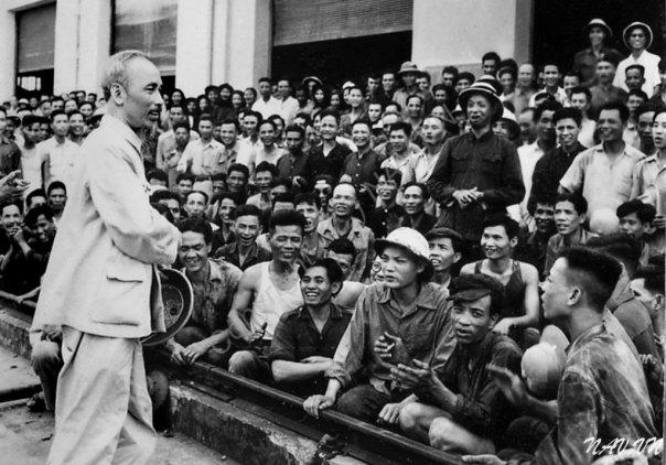 """Học tập chuyên đề năm 2019 """"Xây dựng ý thức tôn trọng Nhân dân, phát huy dân chủ, chăm lo đời sống Nhân dân theo tư tưởng, đạo đức, phong cách Hồ Chí Minh"""""""